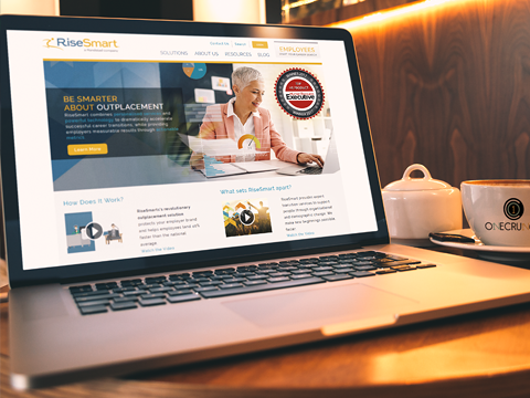RiseSmart Australia web design